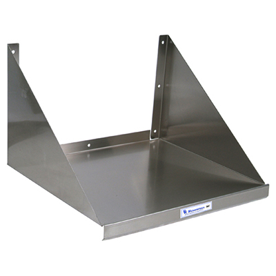 BK BKMWS-1824 - Microwave Wall Shelf - 24 Wide x 18 Deep $85.41 - BK BKMWS-2024 - Microwave Wall Shelf - 24