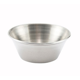 Winco Scp 15 1 5 Oz Sauce Cup Stainless Steel