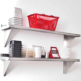 One Piece Heavy Duty Wall Shelves