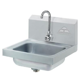 Great Hands Free Hand Washing Sink
