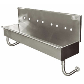... 96 - Hand Wash Sink - Wall Mount - 96