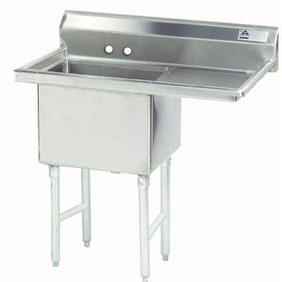 One Compartment Sink With Right Drainboard. Zoom. Manufacturer: ADVANCE  TABCO ...