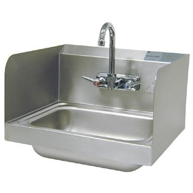 Good Advance Tabco 7 PS 66   Hand Sink With Side Splash   Wall Mount $296.68
