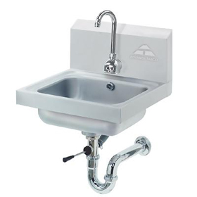 Advance Tabco Hand Wash Sink Hands Free Electronic