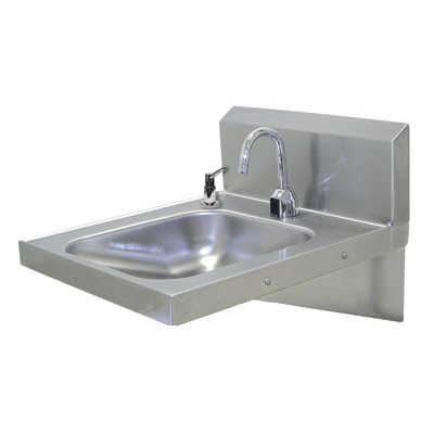 Hand Sink : ... PS-26 - ADA Hand Wash Sink - Hands Free - Hand Wash Sinks - ZESCO.com