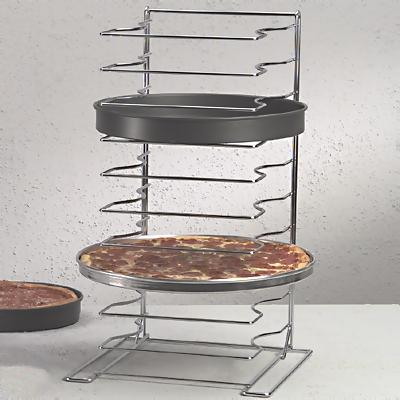 American Metalcraft 19033 Oversized Pizza Pan Rack