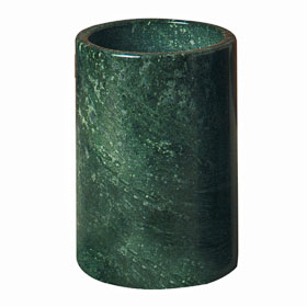 Marble Wine Cooler, Green
