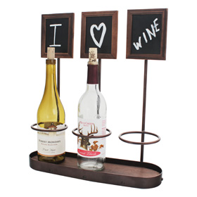 Wine Bottle Display American Metalcraft Wbwr3  Securit Wine Bottle Display  Wine .