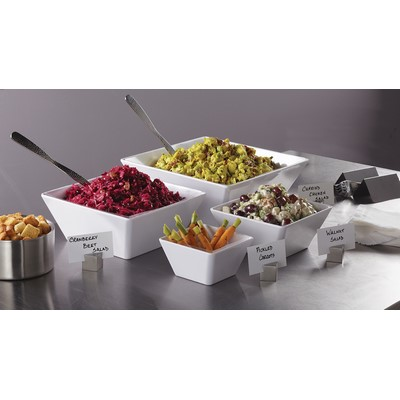 American Metalcraft Square Melamine Bowls