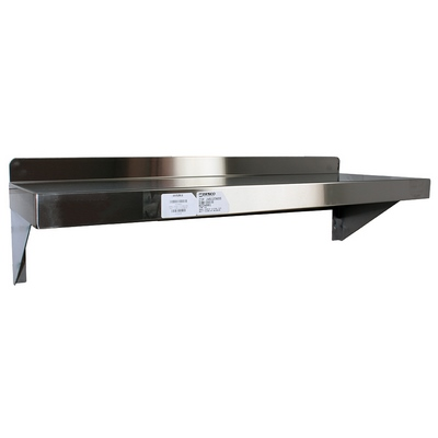 "ZESCO.COM JWS1236SS 36""W Wall Shelf"