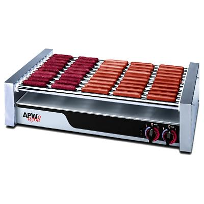 APW Hot Dog Roller Grill