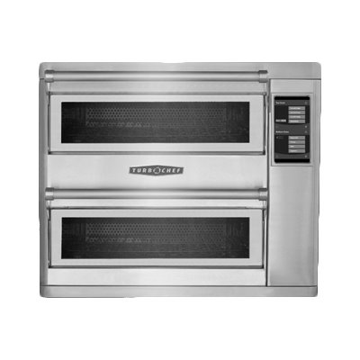 TurboChef HHD95001 - Double Batch™ High-Speed Oven - Ventless - 2 Decks