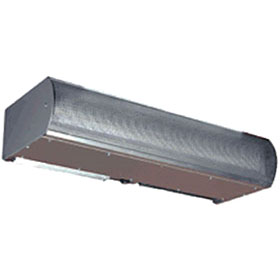 Berner ALC08-1072E - Heated Air Curtain - 72W