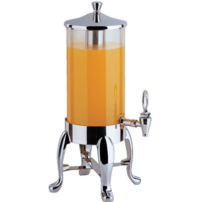 Dispenser with Stainless Steel Legs