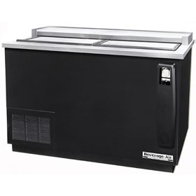 "Beverage Air DW49-B 50"" Bottle Cooler"