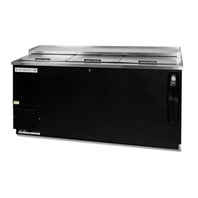 "Beverage Air DW79-B 80"" Beer Cooler"