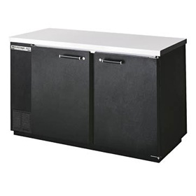 Beverage Air BB58-1-B Back Bar Cooler