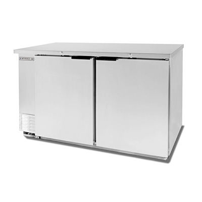 Beverage Air BB58-1-S Back Bar Cooler