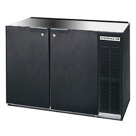 "Beverage Air BB48Y-1-B-27 48"" Back Bar Cooler"