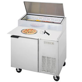 Beverage-Air DP46 Pizza Prep Table