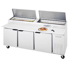 Beverage-Air DP93 Pizza Prep Table