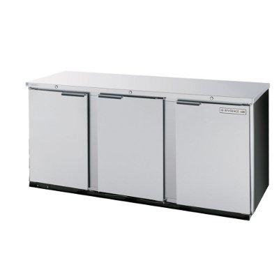 Beverage Air BB94-1-S Back Bar Cooler