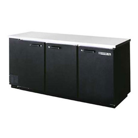 Beverage Air BB78-1-B Back Bar Cooler