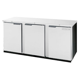 Beverage Air BB78-1-S Back Bar Cooler