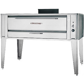marsal sd660 gas pizza oven single deck commercial commercial pizza oven zescocom - Commercial Pizza Oven