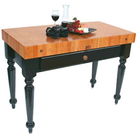 Le Rustica Block Table