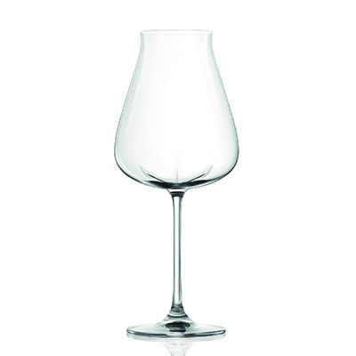 Robust Red Wine Glass