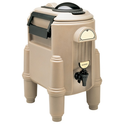 3 Gallon Camserver, Dark Taupe