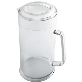 64 Oz. Covered Pitchers