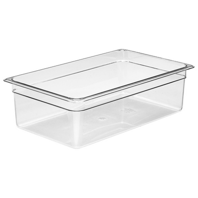Cambro 16CW135 Cold Food Pan - Clear