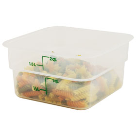 CamSquare 2 quart food storage container