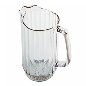 Cambro Camwear 32 Oz. Pitcher, Clear