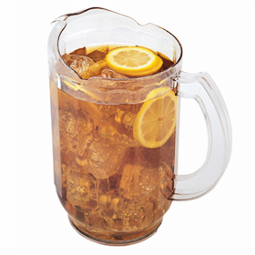 Cambro Camwear 60 Oz. Pitcher, Clear