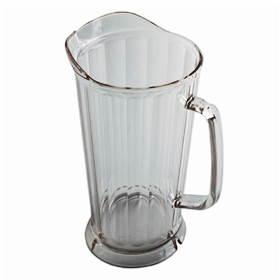 Cambro Camwear 64 Oz. Pitcher, Clear
