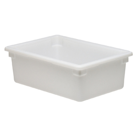 White Polyethylene Box