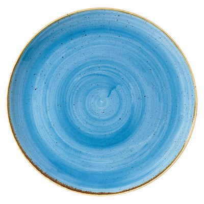 Churchill SCFSEV121 Plate - Cornflower Blue