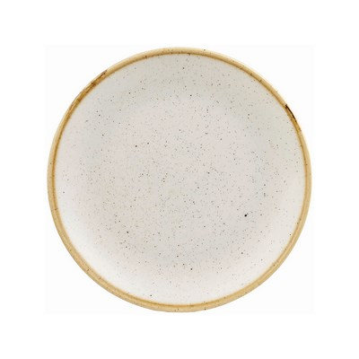 Churchill SWHSEVP81 Plate - Barley White
