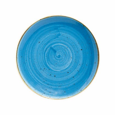 Churchill SCFSEVP81 Plate - Cornflower Blue