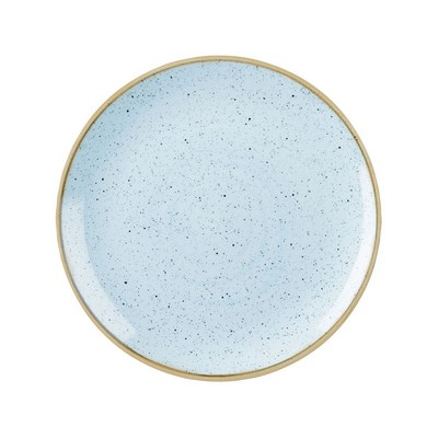 Churchill SDESEVP81 Plate - Duck Egg Blue