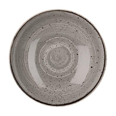 Churchill SPGSEVB71 Bowl - Peppercorn Grey