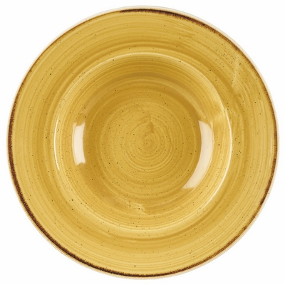 Churchill SMSSVWBL1 Bowl - Mustard Seed Yellow