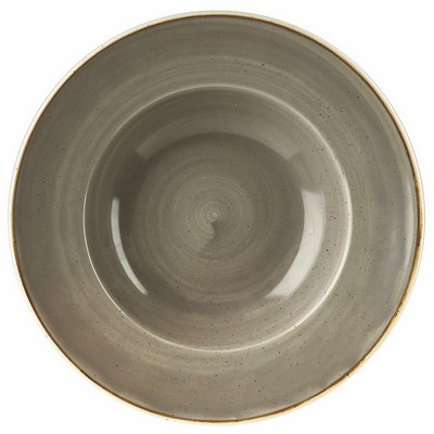 Churchill SPGSVWBL1 Bowl - Peppercorn Grey