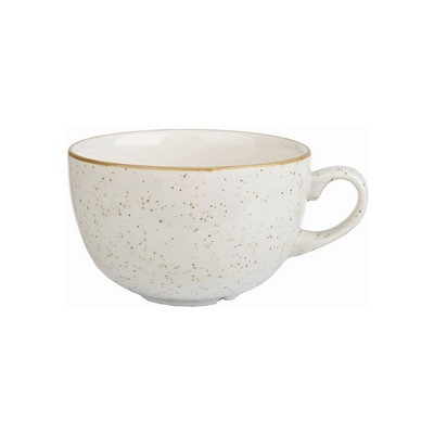 Churchill SWHSCB281 Cappuccino Cup - Barley White