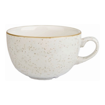 Churchill SWHSCB201 Cappuccino Cup - Barley White