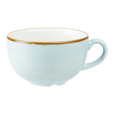 Churchill SDESCB201 Cappuccino Cup - Duck Egg Blue