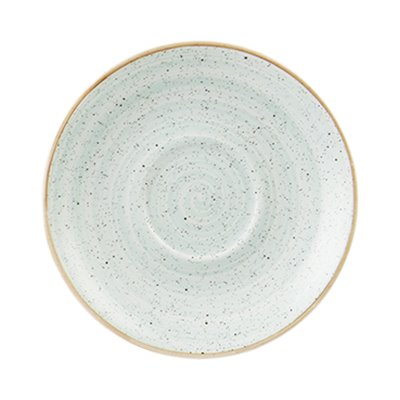 Churchill SDESCSS1 Saucer - Duck Egg Blue